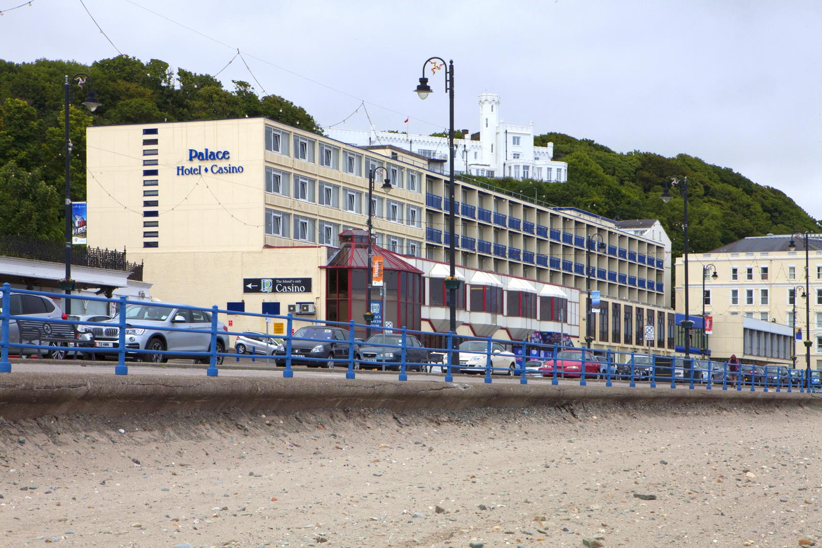 Palace Hotel and Casino - Douglas - Isle of Man