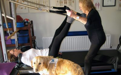 Pilates for the Blind