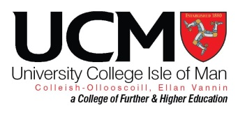 UCM College Isle of Man Logo